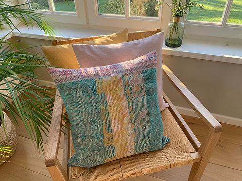 Cushion 'Sari / Milkshake' - 2