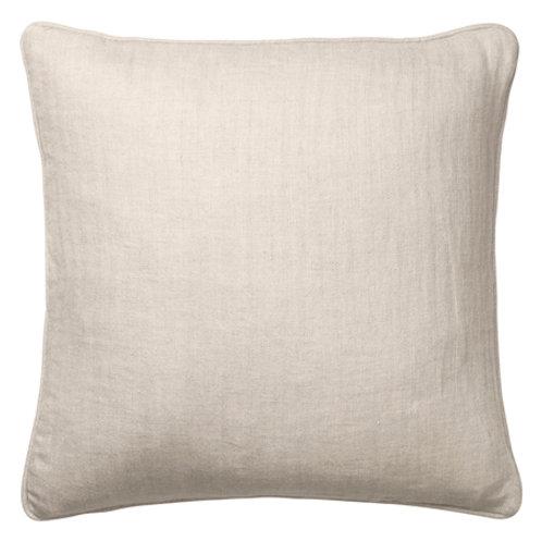 Linen cushion Love 'Desert'