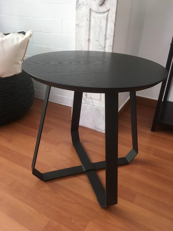 Nieuwe Side Table.Shunan Side Table Black Iosinteriorbe