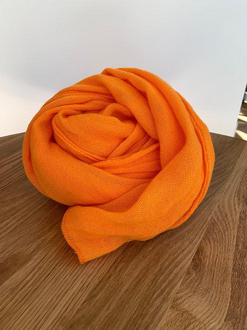 Scarf orange - 902