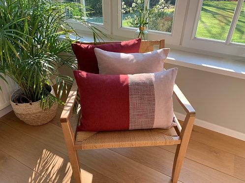 Cushion ' Raspberry / multi / Milkshake'
