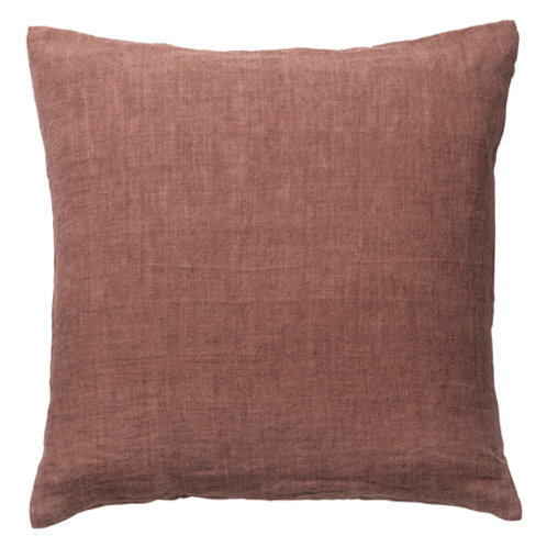 Linen cushion Maghony