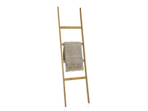 Bamboo decorative ladder