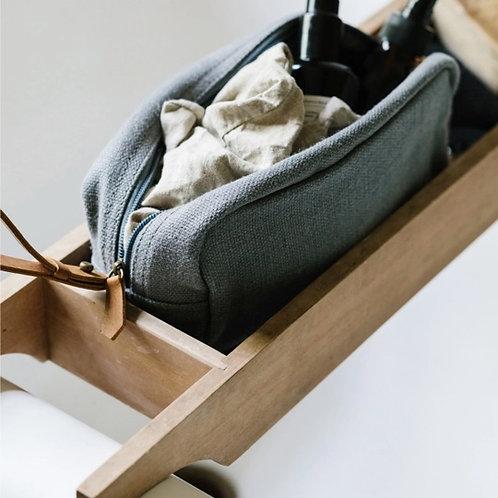 Toiletry bag ash L