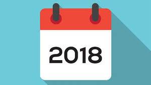 Term Dates 2017 - 2018