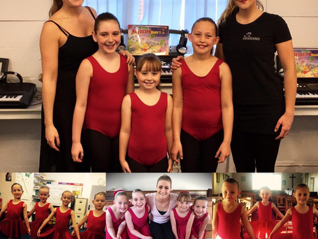 Congratulations to all who took their ISTD Dance Exams