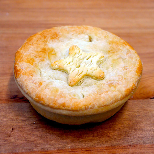 Country Chicken (Free-range) & Vegetable Pie