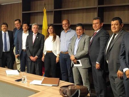 LA MALLA VIAL DEL META VA PORQUE VA: MINISTRO DE TRANSPORTE