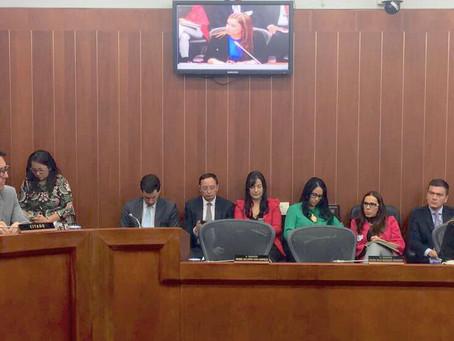 DEBATE DE CONTROL POLÍTICO AL SECTOR DE BIOCOMBUSTIBLES EN LA COMISIÓN QUINTA DEL SENADO DE LA REPÚB