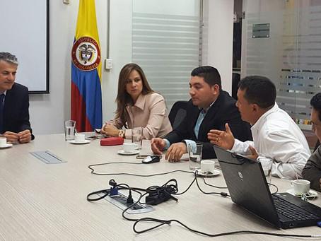 Hoy inicia proceso de licitación para intervención de la vía Granada - San José: $8.000 millones par