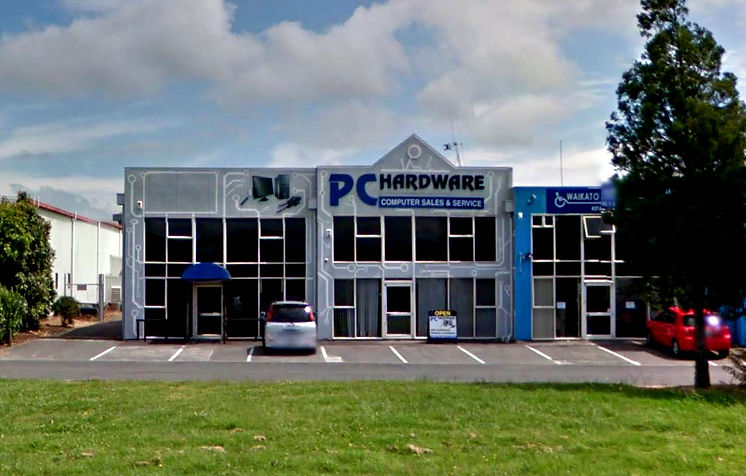PC HARDWARE LTD