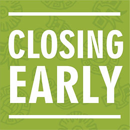 Closing Early For Staff Training
