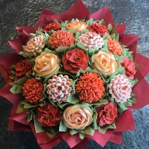 Fall Bouquet Cupcake Bouquet