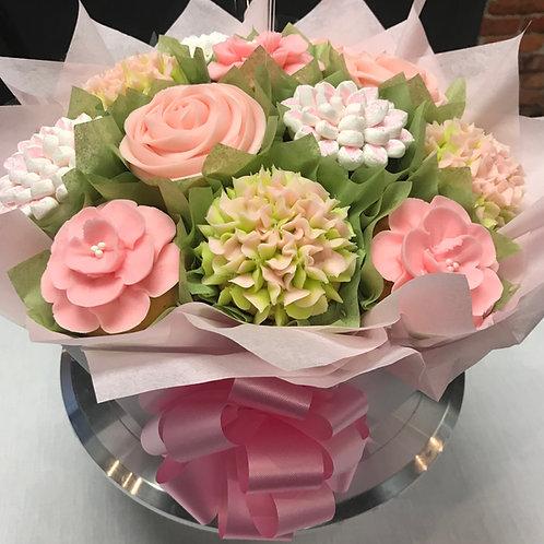 Cupcake Bouquet Video Tutorial