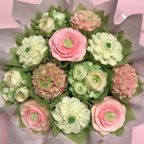 Countryside Garden Cupcake Bouquet