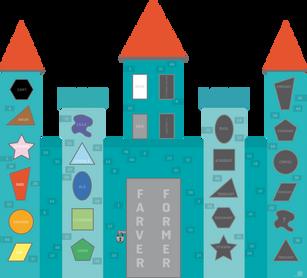 Slot med tal og figurer 178x161