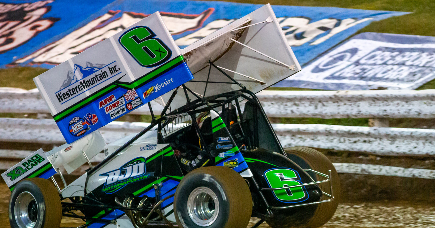 BJD #6 at Williams Grove Speedway