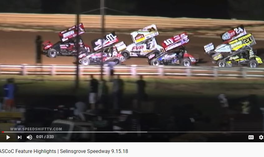 Selinsgrove National Open Win