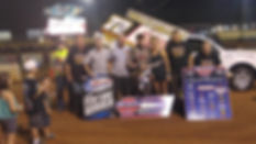 Ryan Smith Racing in Victory Lane!