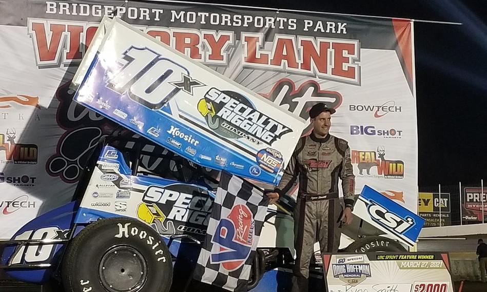2021 Opening at Bridgeport Speedway
