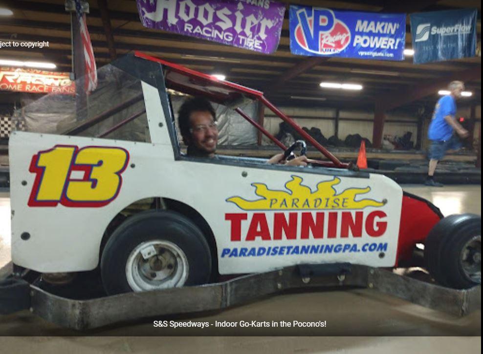 Go Kart Racing Pa >> S S Speedways Indoor Go Karts Stroudsburg Pa