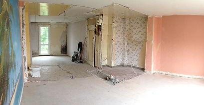 Rénovation d'appartement normandie