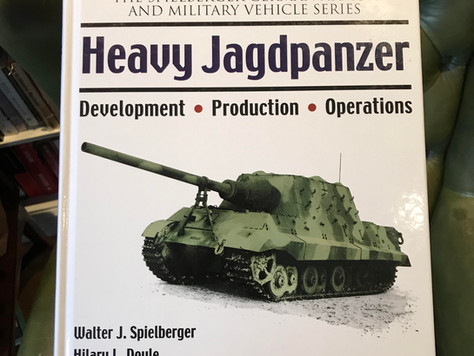 Recension: Heavy Jagdpanzer