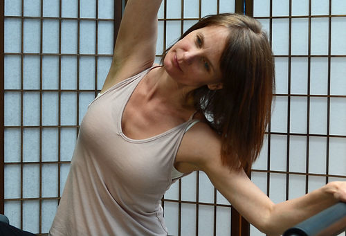 Moving Body Pilates, Lisa Hostman