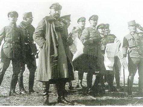 Ostkrieg m/1916: Rumäniens fall