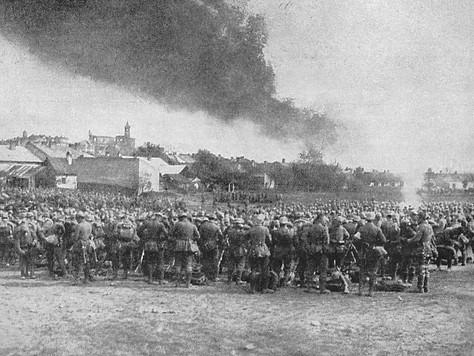 Ostkrieg m/1915: Gorlice, Tarnow, Polen