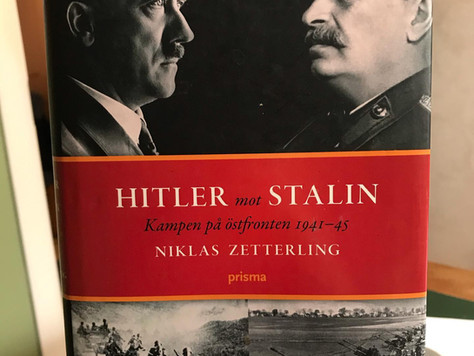 Recension: Hitler mot Stalin