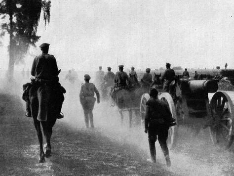Ostkrieg m/1916: två arméers död