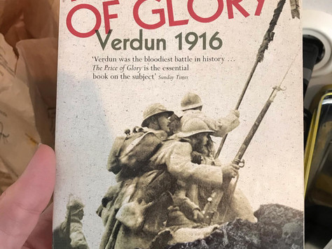 Recension: The Price of Glory