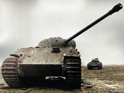 Panther: andra världskrigets bästa/sämsta stridsvagn