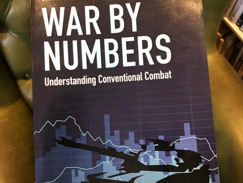 Recension: War by Numbers