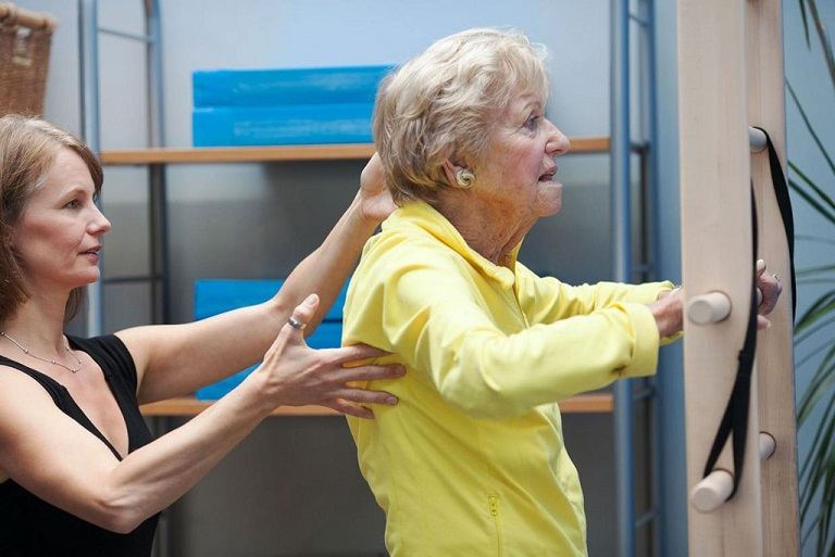 Pilates for seniors