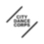 CityDanceCorps_Logo_white www.citydancec