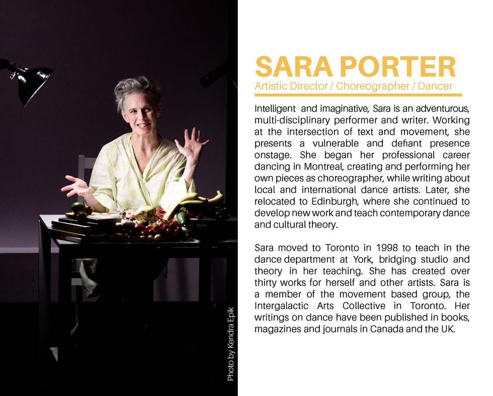 Sara Porter Getting to Know your Fruit E