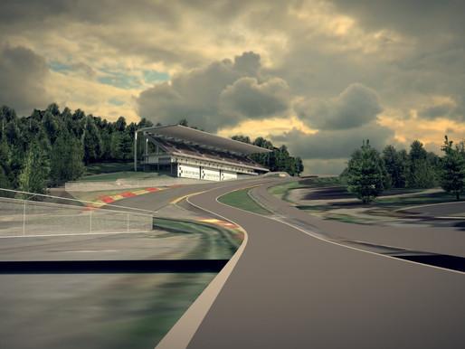 Circuit de Spa-Francorchamps : 80 millions d'investissements et le retour de la moto