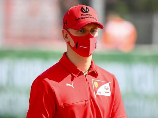 Formule 1: le fils de Michael Schumacher au volant d'une Alfa Romeo lors du prochain GP