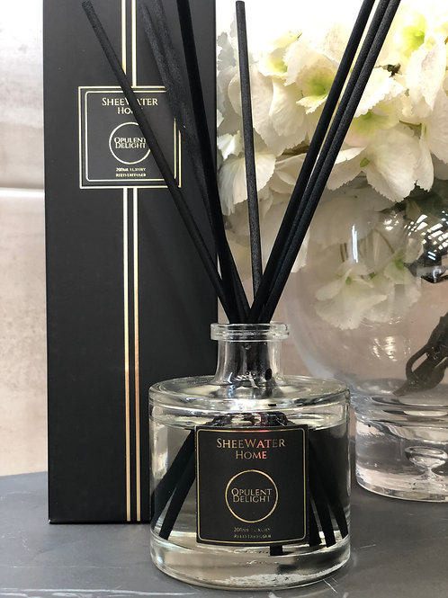 Opulent Delight 200ml Luxury Reed Diffuser