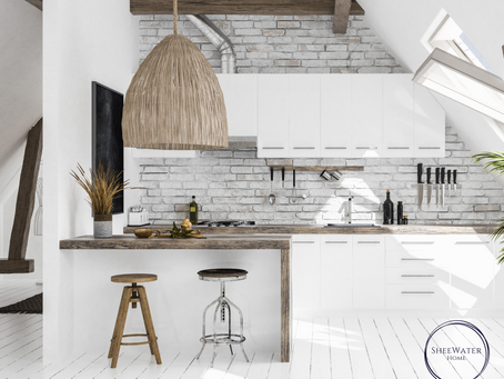 Why should you shop small for your new kitchen or bathroom rather than buying online?