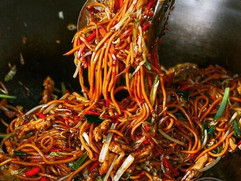 Veggie/ Panner/ Kalga Noodles