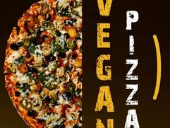 Customize your favourite Vegan Pizzas