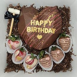 Breakable Heart_ Smash Cake