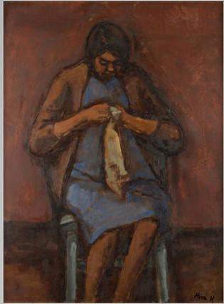 Louisa Sewing