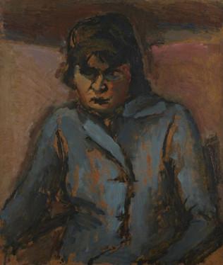 portrait of an italian student