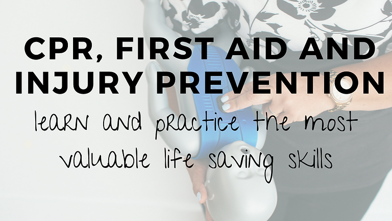 CPR & First Aid for Little Ones