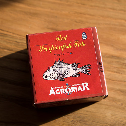 Agromar Red Scorpionfish Pate