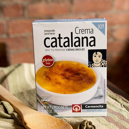 Carmencita Crème Brûlée Mix